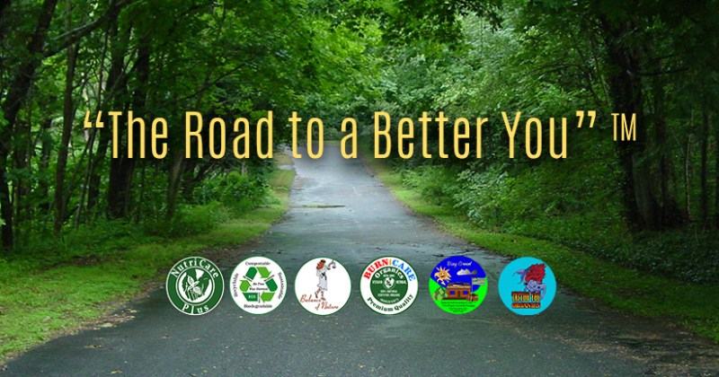 The Road to a Better You!