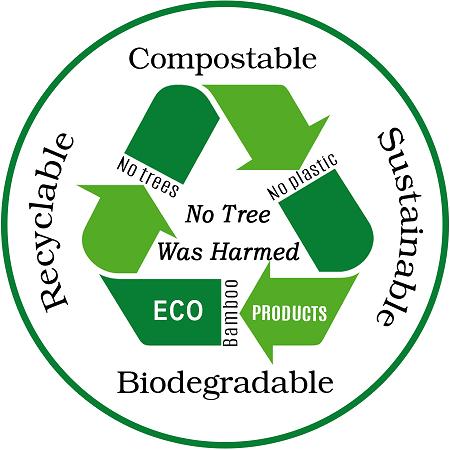 No Tree Was Harmed Logo